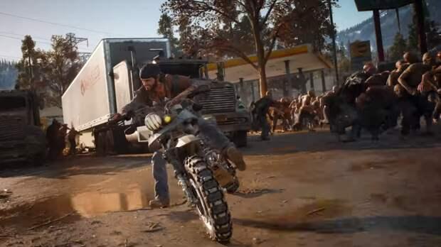 Создатели Days Gone выпустили новый трейлер PC-версии игры