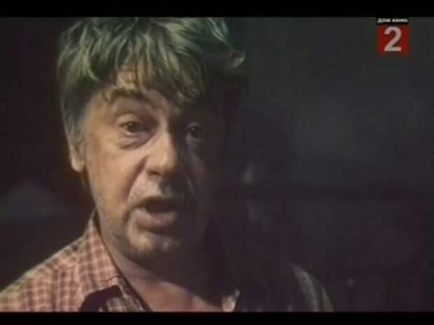"""Демьяненко в фильме """"Рэкет"""", 1992 год"""
