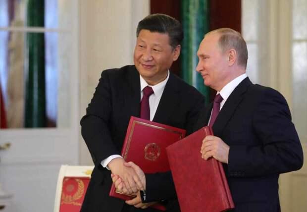 Союз России и Китая как самый страшный сон США