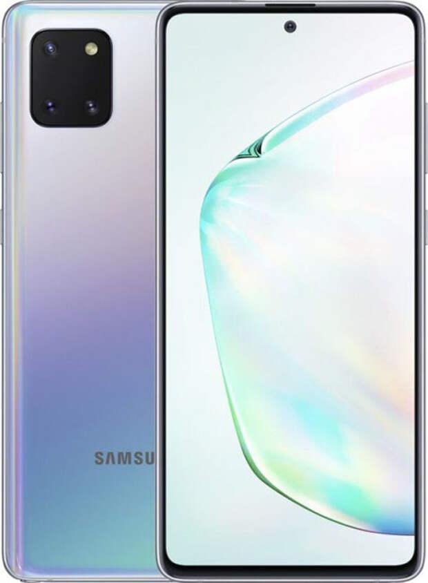 Samsung Galaxy Note10 Lite и Galaxy S10 Lite появились в Европе