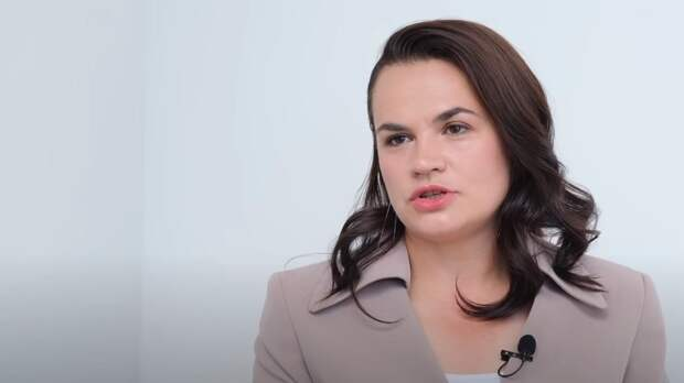Тихановская призвала США создать фонд для информационной борьбы с Минском