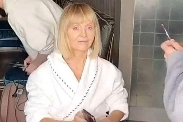 Как выглядит лицо певицы Валерии в реальности: честное видео