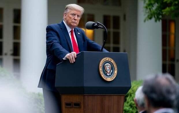 Трамп намеренно пытался преуменьшать опасность эпидемии COVID-19 — СМИ - Cursorinfo: главные новости Израиля