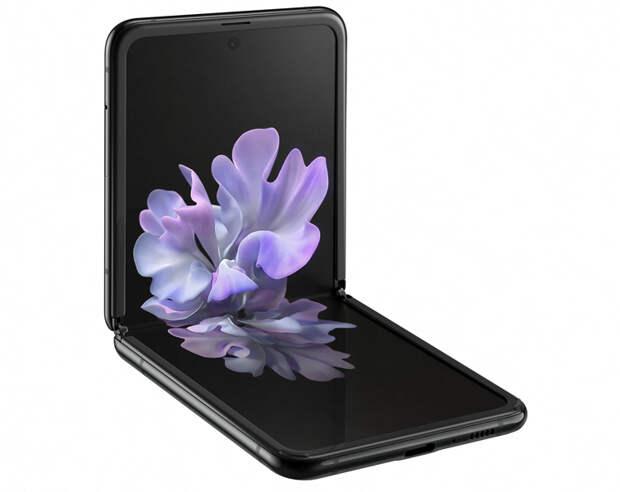 Защитное стекло смартфона Samsung Galaxy Z Flip появится в аппаратах других брендов