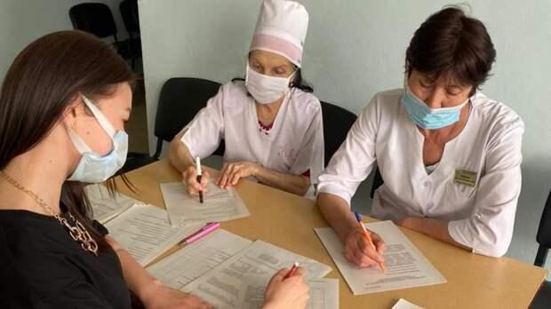 В Раздольненском районе развернуто 9 пунктов вакцинации против новой коронавирусной инфекции