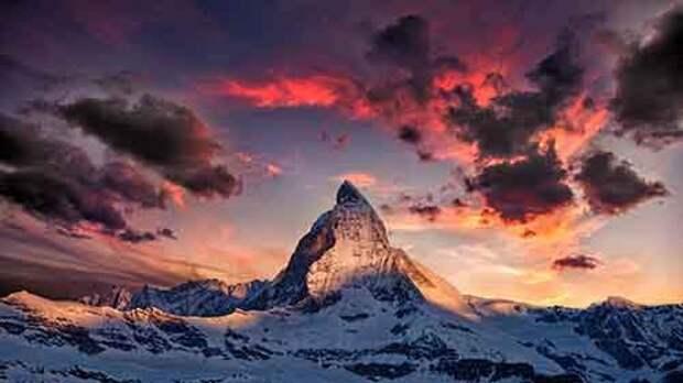 Смерть на горе Маттерхорн: загадка, которую никто не может разгадать уже 150 лет