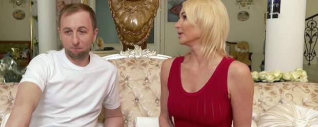 Анастасия Волочкова рассказала правду об отношениях с избранником Олегом
