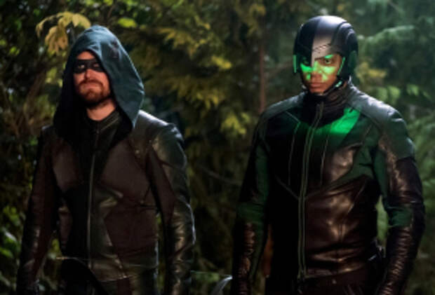 Will Diggle Become a Green Lantern? David Ramsey Previews His Arrowverse Return, First Look at 'Mystery Role'
