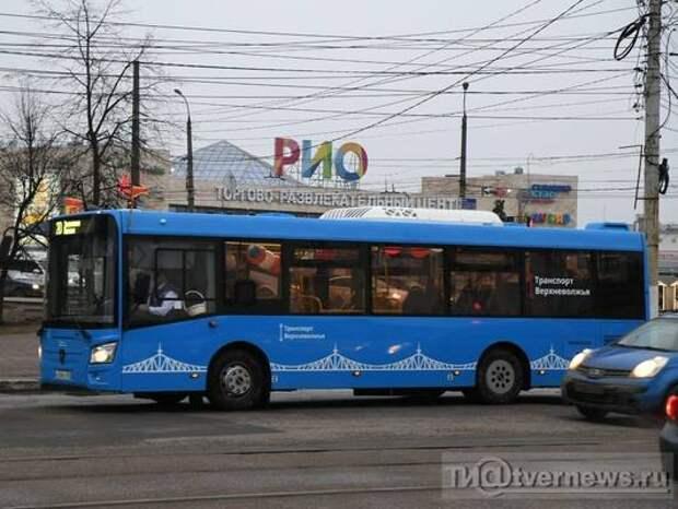 На Вербное и Пасху в Твери и пригороде пустят дополнительные маршруты
