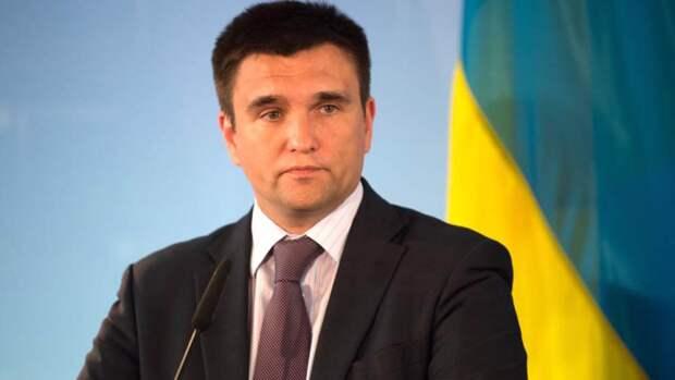"""Климкин рассказал, как Россия заставила США ударить Украине """"под дых"""""""