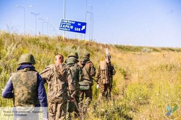 Ополченцы Донбасса отбили атаку диверсантов ВСУ на ДНР