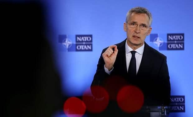 DN: генсек НАТО объяснил Швеции тайные замыслы России