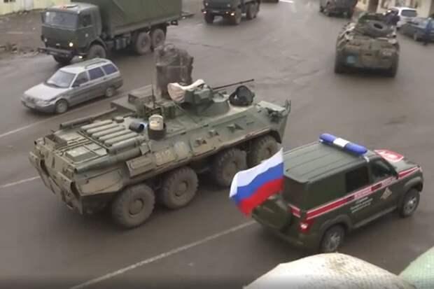 В Нагорном Карабахе опровергли сообщения о возобновлении боёв в зоне конфликта