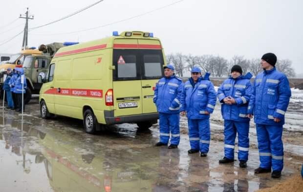Три пятничные новости Ростова остроительстве моста, морозах иприманке для медиков