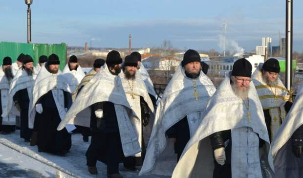 ВНижнем Тагиле из-за коронавируса вКрещение несостоится крестный ход