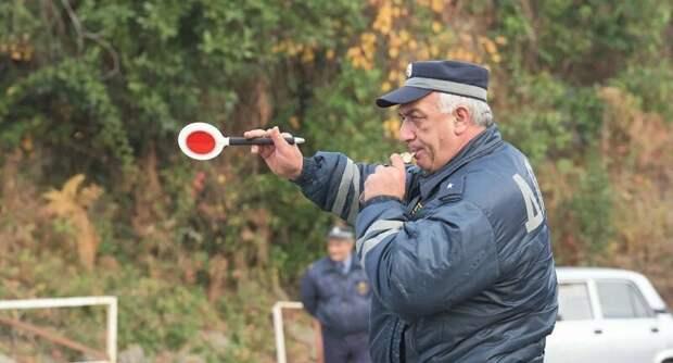 Ловушки абхазских ГАИшников абхазия, гаи, криминал