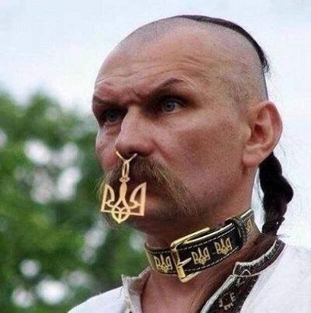 Украина - страна беззакония и сломанной психики
