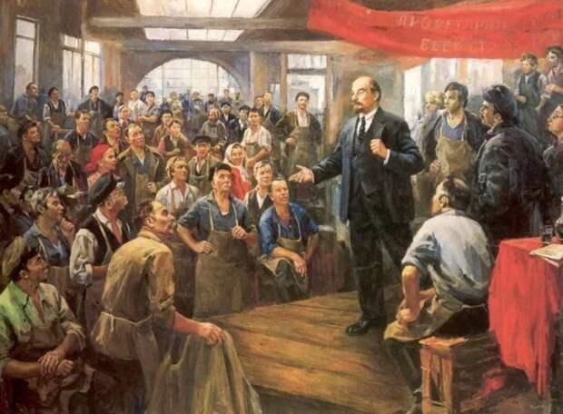 """Октябрьский феномен"""