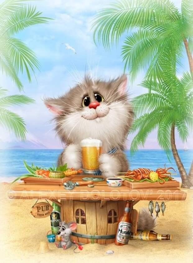 коты Алексея Долотова – 34