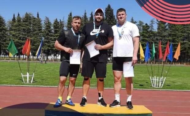 Крымчанин выиграл «серебро» в Адлере
