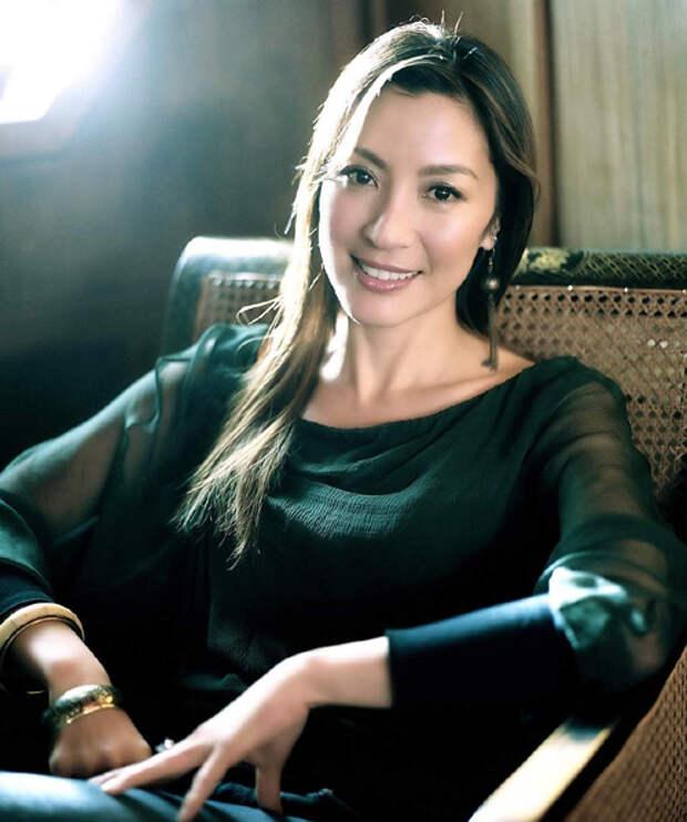 китайские актрисы в Голливуде: Мишель Йео / Michelle Yeoh фото