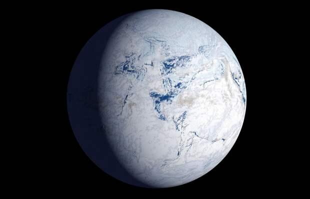 Геологи объяснили, где сохранялась жизнь, пока Земля была почти целиком покрыта льдом