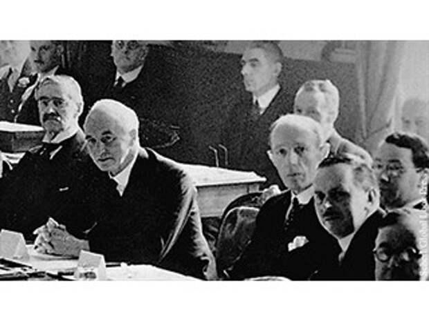 Как европейские державы развязали Гитлеру руки