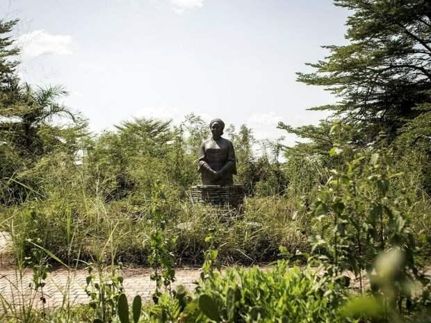 Как в джунглях возник «Версаль»: грустная история одного диктатора и его города мечты
