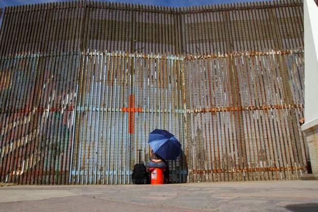 Пограничный забор