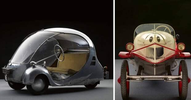 10удивительных автомобилей, окоторых мызабыли