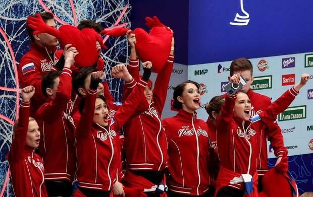 Медведева: «Как капитан команды скажу, что мы поражения не признаем»