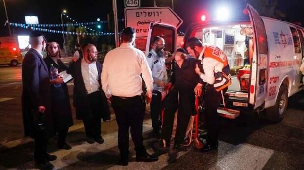 Число пострадавших при обрушении визраильской синагоге превысило 200 человек