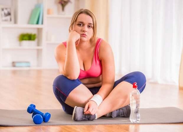 Не удалётся похудеть: шесть распространенных ошибок
