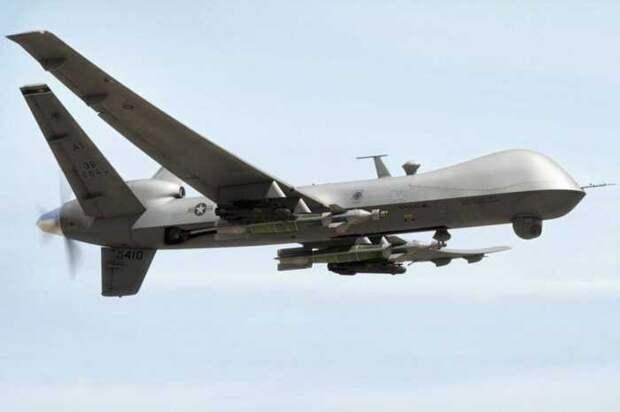 Ударный беспилотник ВВС США MQ-9 Reaper проверит ПВО Украины
