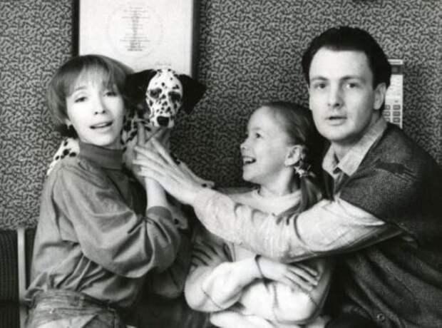 дарья мороз в детстве с родителями