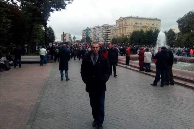 Сход депутатов от КПРФ и граждан прошел в Москве, выступили Парфенов, Останина, Рашкин, Куринный и другие