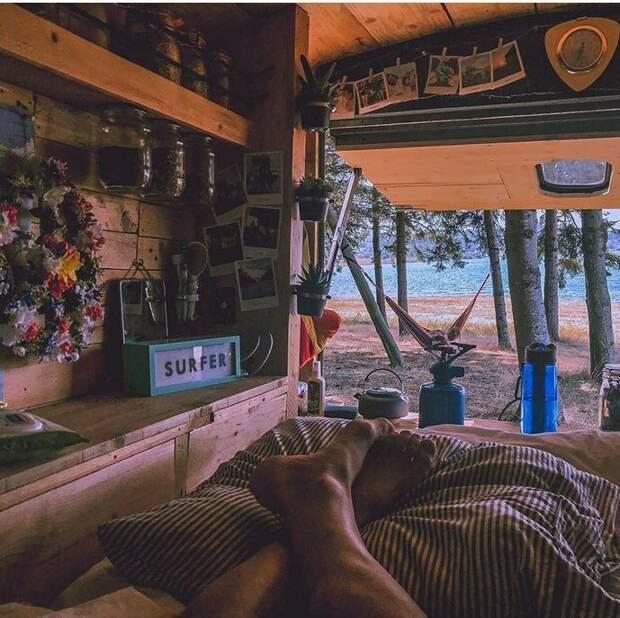6 фото домов на колесах, в которых уютнее, чем в твоей квартире