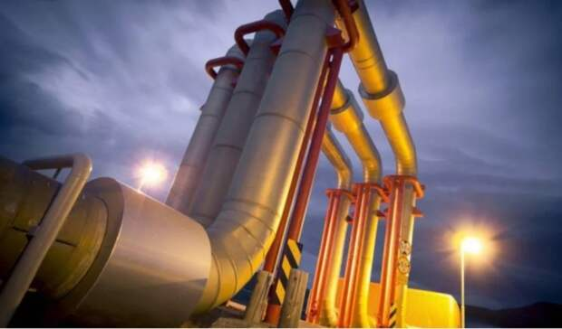 Франция экстренно закупает российский газ