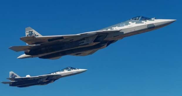 Индия собирается купить Су-57 из-за бесполезности французских истребителей Rafale
