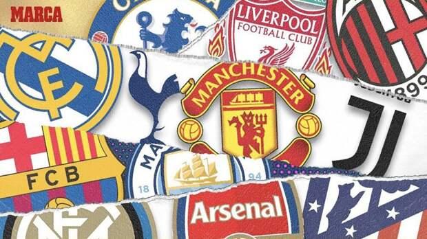 Шесть английских клубов вышли из Европейской Суперлиги
