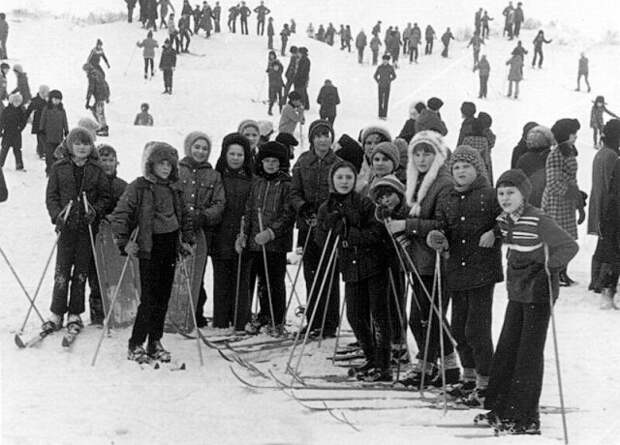 Советское детство - самое лучшее время в нашей жизни
