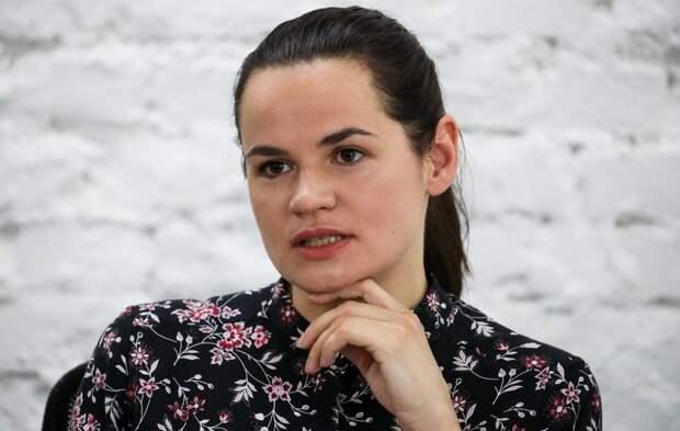 Тихановская объявила о создании «Народного трибунала» в Белоруссии