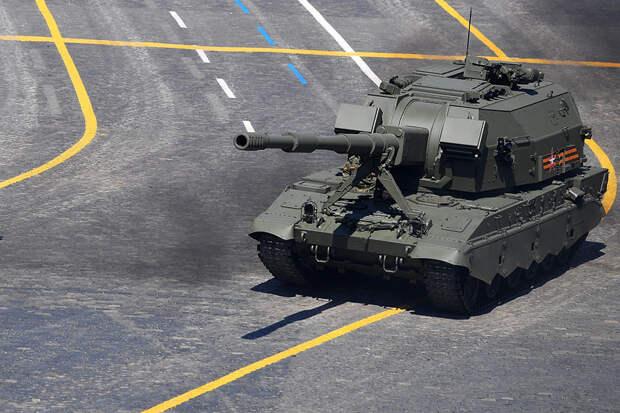 """Будущее артиллерии: как может измениться САУ """"Коалиция-СВ"""""""