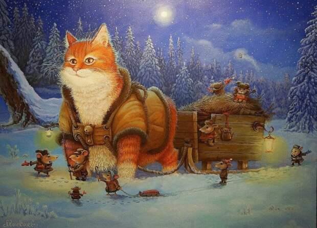 художник Александр Маскаев картины – 28