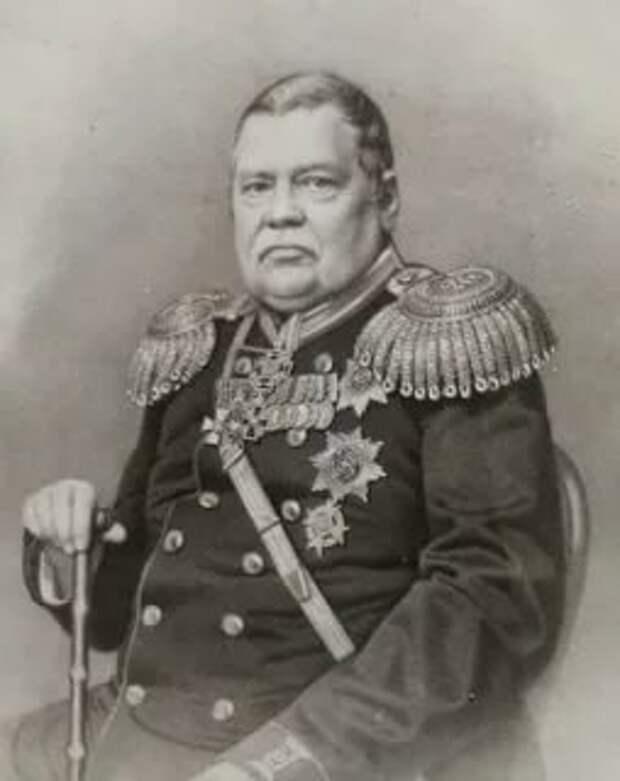 «Трехпрогонный» генерал, гонявший шляхту