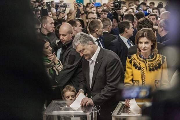 Порошенко: «Так решило большинство украинцев, и я принимаю это решение»