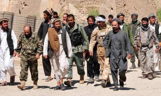 Талибы захватывают провинции Афганистана после вывода американских войск