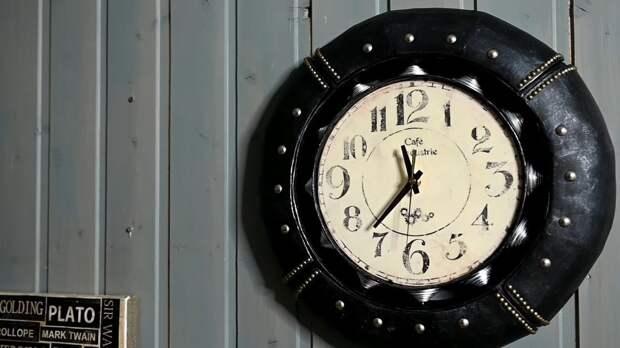 Удивительно красивые дизайнерские часы из ничего