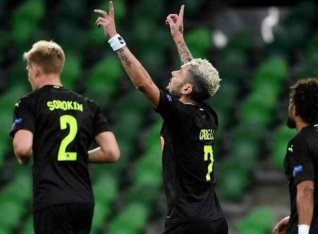 «Краснодар» одержал третью победу подряд – хоронить «быков» в этом сезоне явно преждевременно
