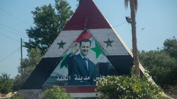 Башар Асад намерен баллотироваться в президенты Сирии